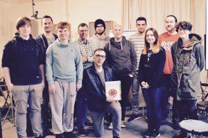 IPT Workshop Gruppenfoto
