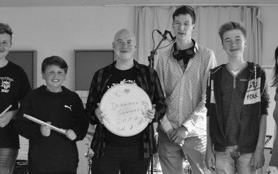 Drummer Summer 2017 Bericht